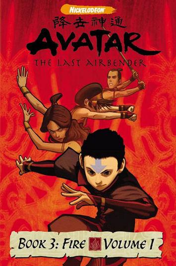 Avatar Book 3 : Fire
